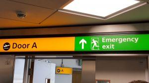 Terminal 3 - Departures
